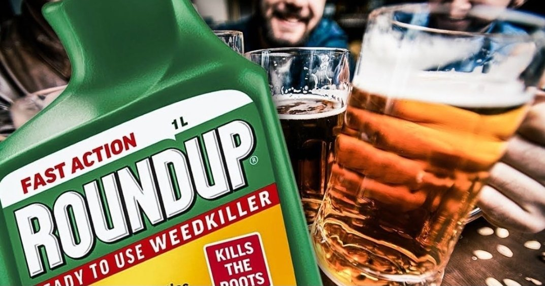 Are You Drinking Weed Killer?